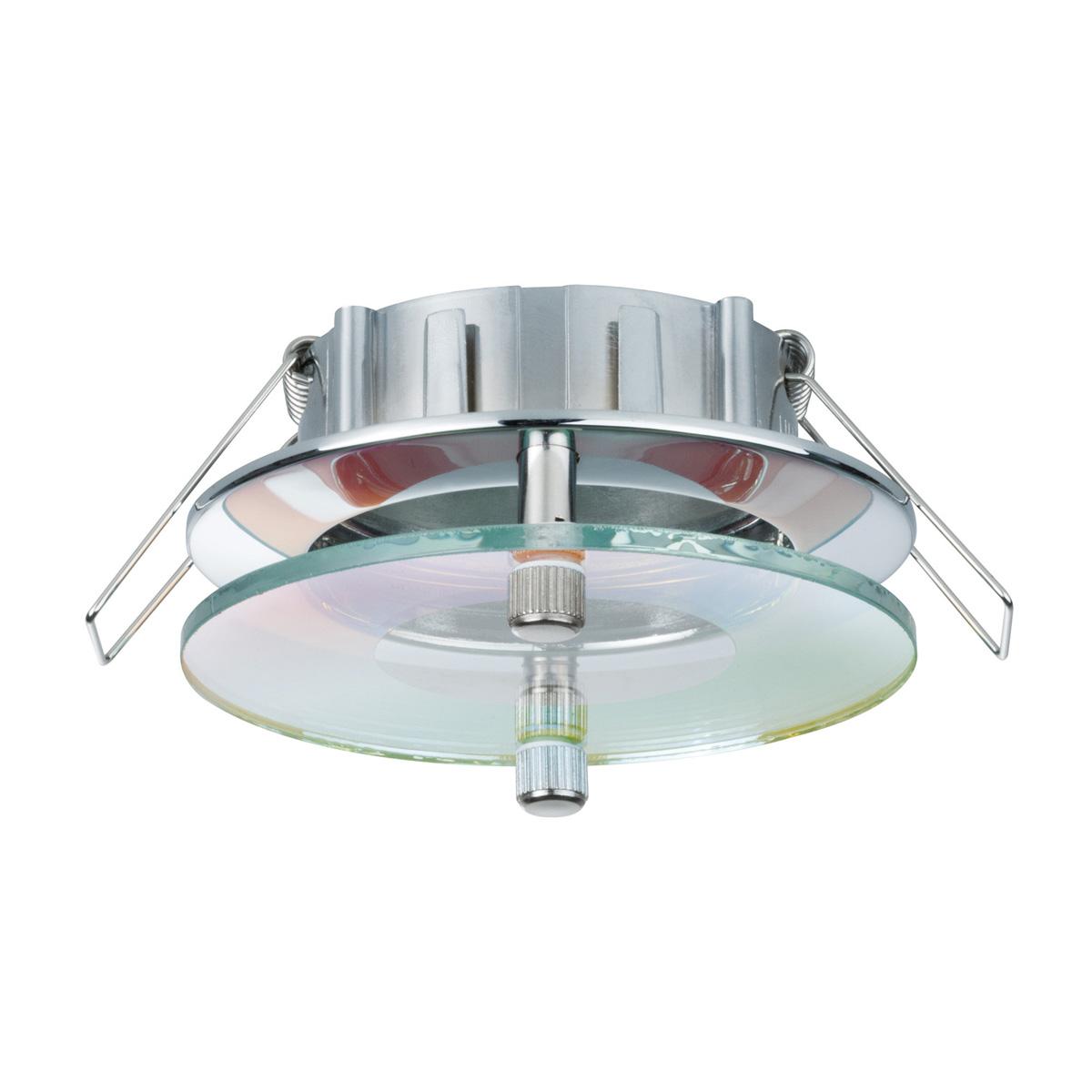Купить Декоративный встраиваемый Набор из трех светильников 2Easy Premium EBL 3er Spot Level starr 92663, Paulmann, Германия